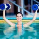 Аквааеробіка для схуднення, користь, протипоказання