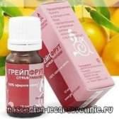 Ефірна олія грейпфрута, кориці, лимона і розмарину від целюліту