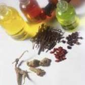 Ефірна олія при клімаксі