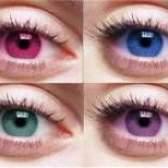 Як можна змінити колір очей