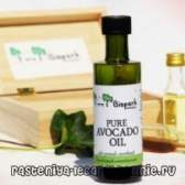Масло авокадо для обличчя та волосся, застосування