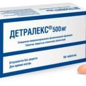 Препарат детралекс: особливості прийому при вагітності