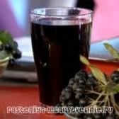 Сік чорноплідної горобини, властивості