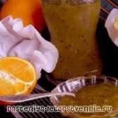 Варення з агрусу з апельсинами на зиму