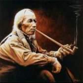 Шкідлива звичка американських індіанців передана європейцям - куріння європейців