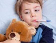 Ангіна лакунарная: лікування у дітей