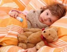 Ангіна у дітей 2 років, лікування