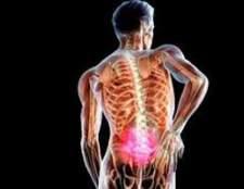 Біль в попереку при ходьбі