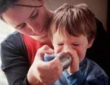 Бронхіальна астма у дітей. Лікування народними засобами