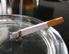 Кинь сигарету, або як куріння впливає на потенцію