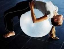 Фізичні вправи при болях в спині