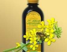 Гірчичне масло - користь і шкода, застосування
