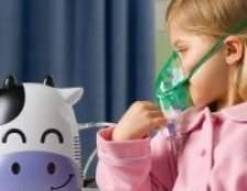 Інгаляції дитині при кашлі і нежиті небулайзером