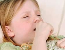 Як лікувати трахеїт у дітей