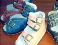 Як вибрати ортопедичне взуття?