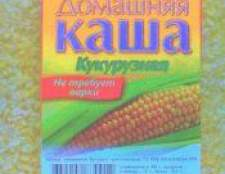 Каша кукурудзяна: користь і шкода