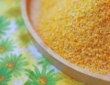 Кукурудзяна каша - корисні властивості