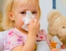 Лікування застуди дітей народними засобами