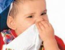 Народні засоби для лікування аденоїдів у дітей