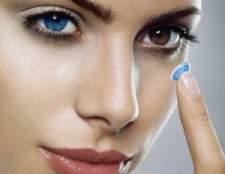 Незвичайні лінзи для очей: види, особливості застосування
