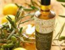 Очищення печінки оливковою олією
