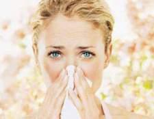 Чому алергія на квіти поширена
