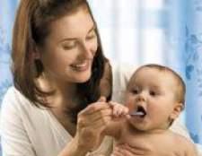 Прикорм дітей з алергією. Введення прикорму при алергії