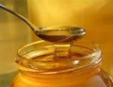 Застосування меду в народній медицині