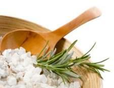 Розчин морської солі - ліки від природи