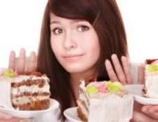 Цукровий діабет 1 типу, дієта і лікування, меню на тиждень