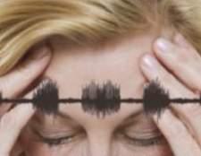 Шум у вусі: причини, лікування, народні засоби