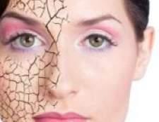 Суха шкіра обличчя: що робити?