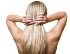 Догляд за освітлена волоссям