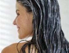 Зволожуючі маски для волосся - народні засоби