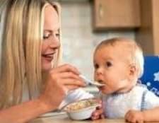 Введення прикорму дитині